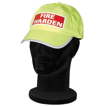 Photo of a Fire Warden/Marshal Cap