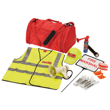Photo of a Premium Fire Warden Kit