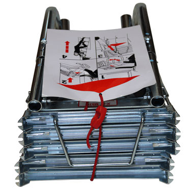 Photo of an Escape Ladder