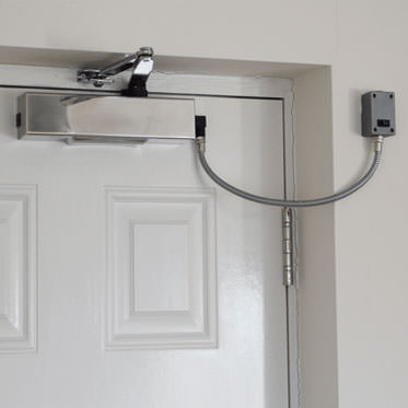 Photo of a Electromagnetic Door Closer