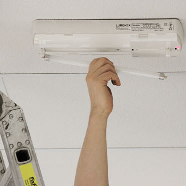 Photo of Emergency Lighting