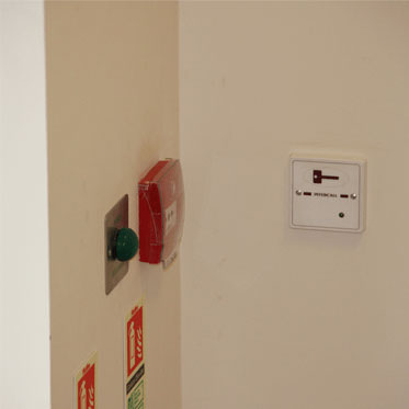 Photo of a Door Monitoring Point