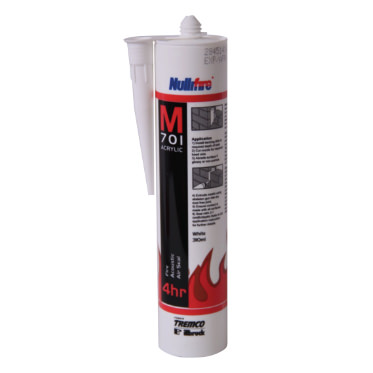 Photo of Nullifire Fire Resistant Acrylic Sealant