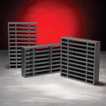 Photo of an LV Fire Resistant Air Transfer Grilles