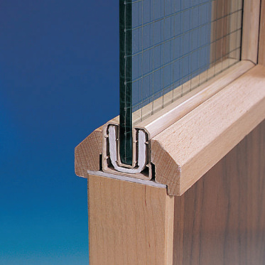 Photo of a System-90 PLUS Glazing Seal