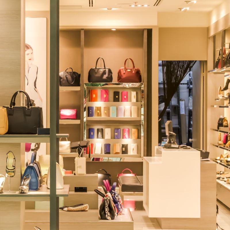 Photo of a shop interior
