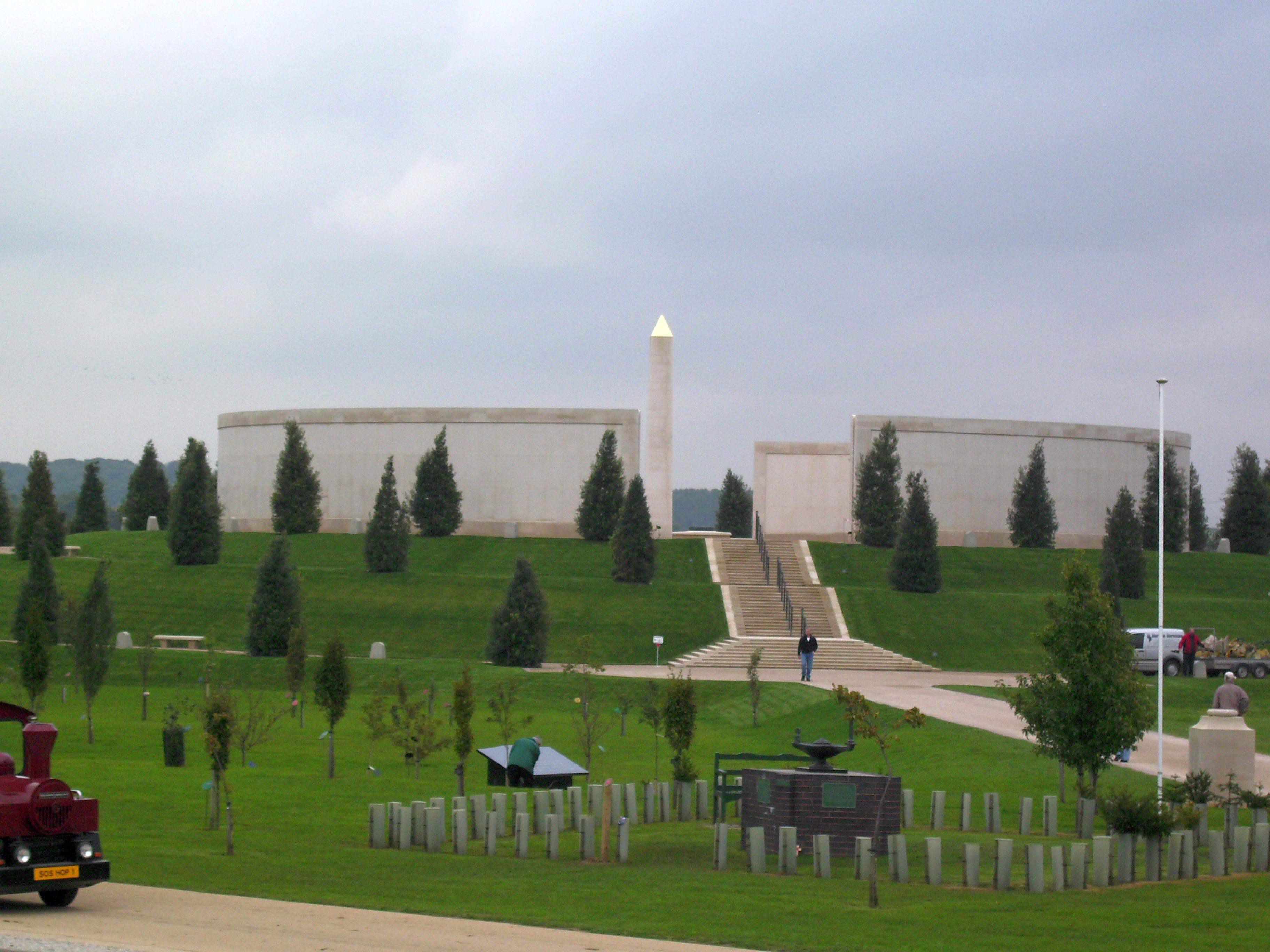 Photo of the National Memorial Arboretum