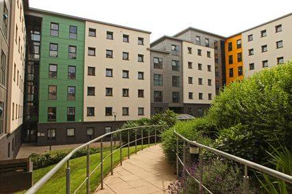 IQ Student Accommodation, Allen Court