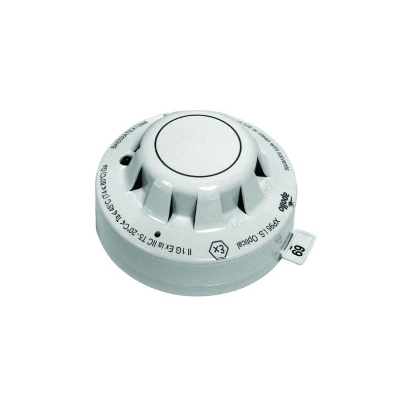 Optical Smoke Fire Detector