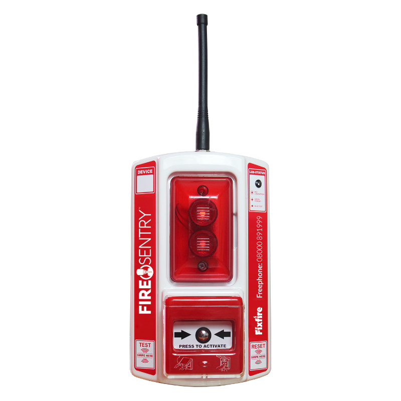 Fire Sentry Wireless Call Point
