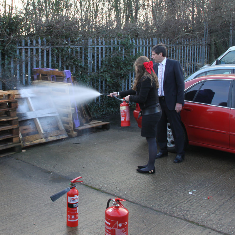 Staff Fire Safety Awareness Training Course