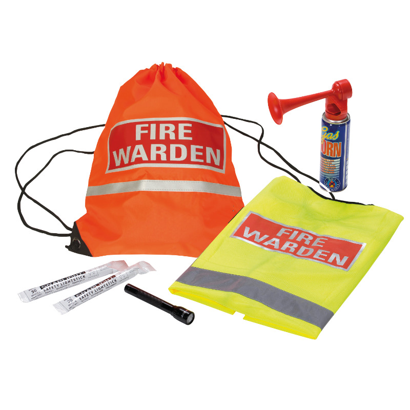 Fire Marshall & Warden Kits & Clothing