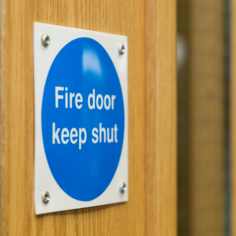 Fire & Safety Signs