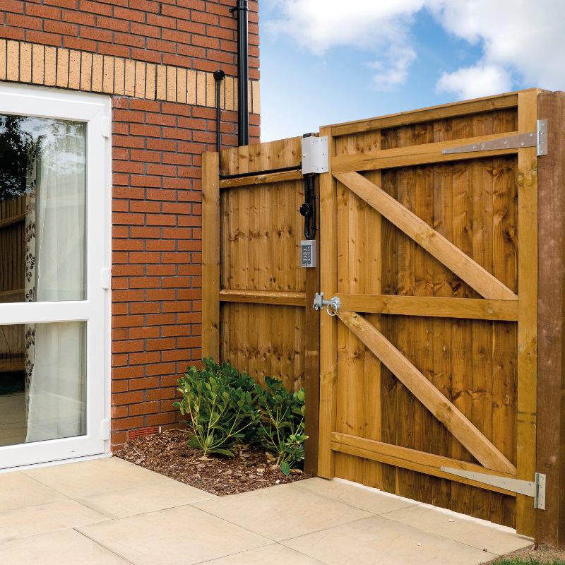 Gate secure
