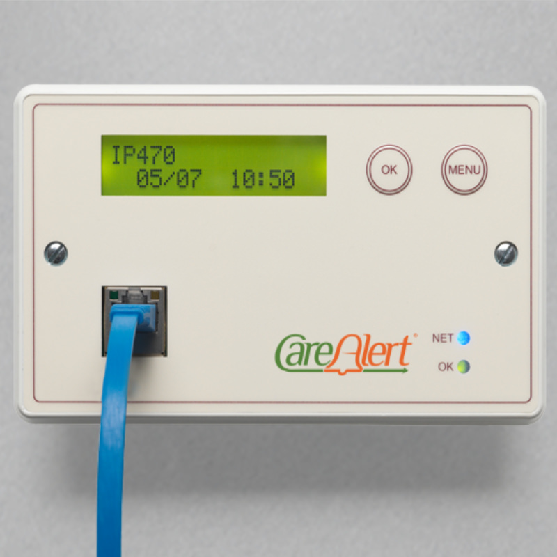 CareAlert IP470 for legacy 600 & 700 Systems