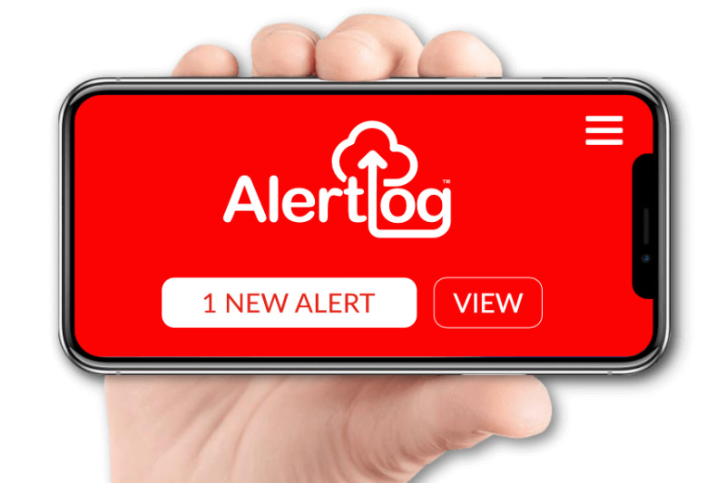 AlertLog™ - now available on all iOS devices