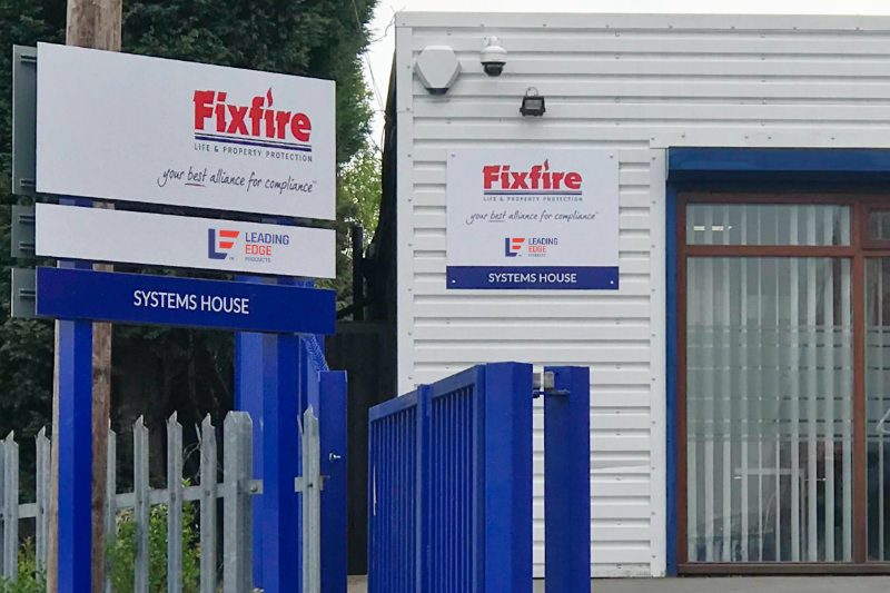 Regional Fire & Safety Office in Shepshed, East Midlands