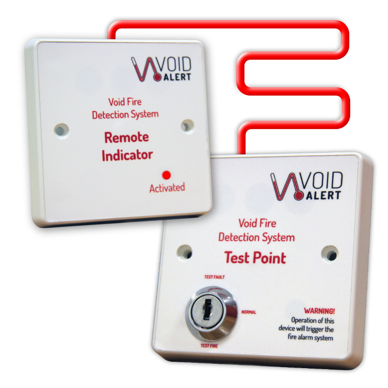 The Ultimate Solution for Void Fire Detection