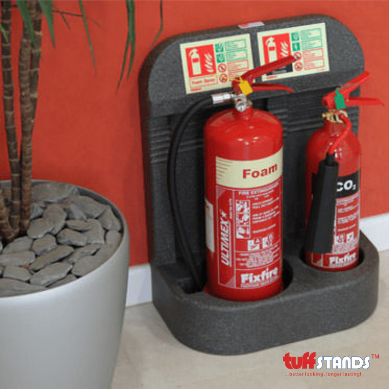 TuffStand - Fire Extinguisher Satnds