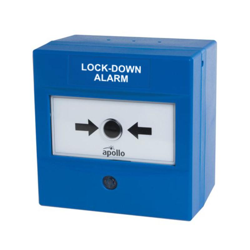 Lock-down Alarm