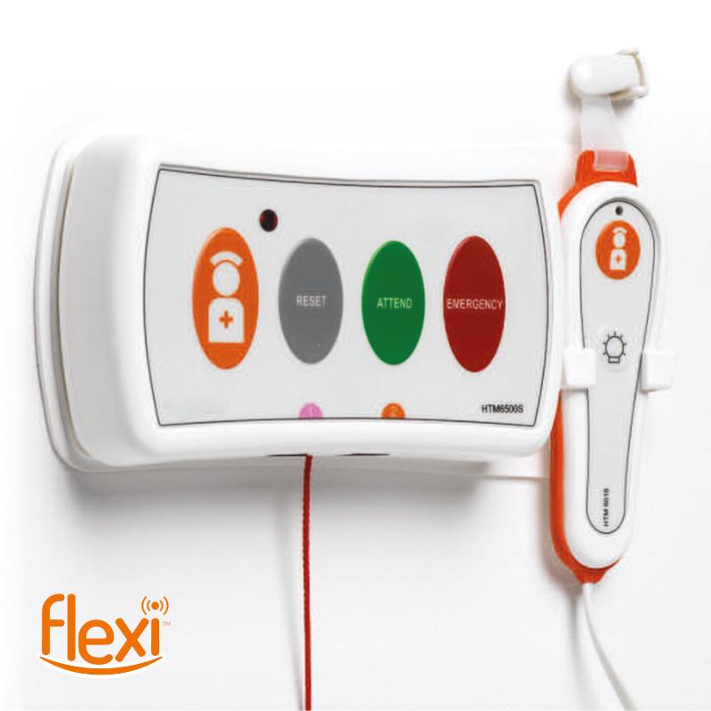 CA/F/RU CareAlert FlexI Room Unit – Standard Button Reset
