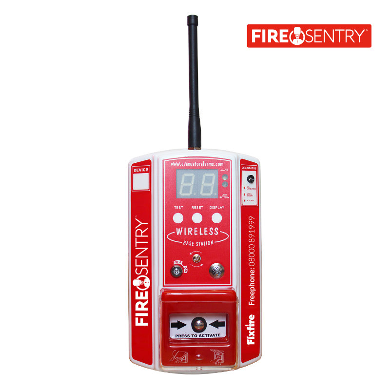 Fire Sentry Wireless Monitor