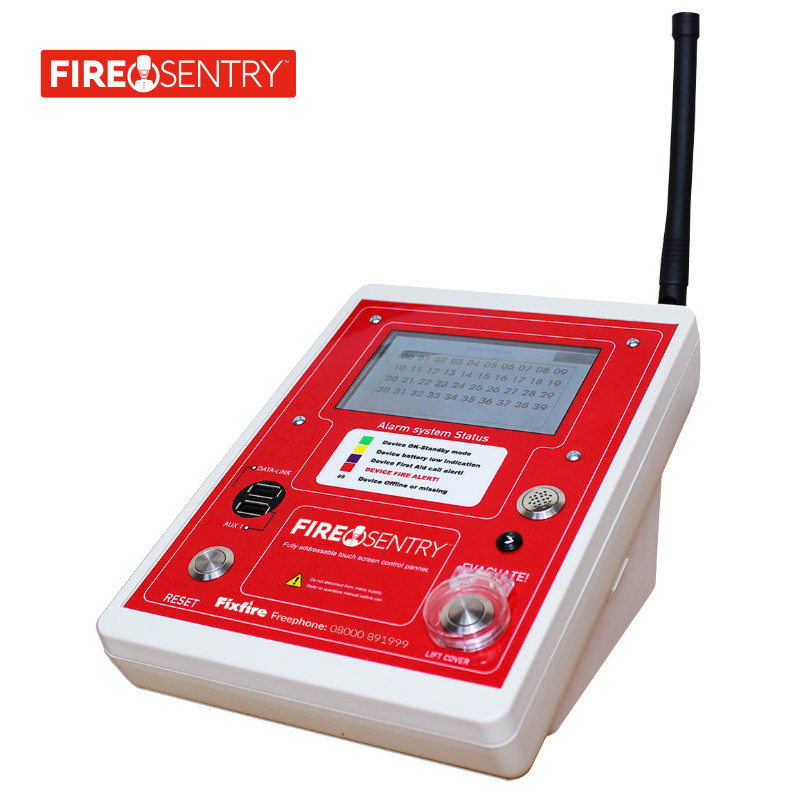Fire Sentry Wireless Monitor Plus