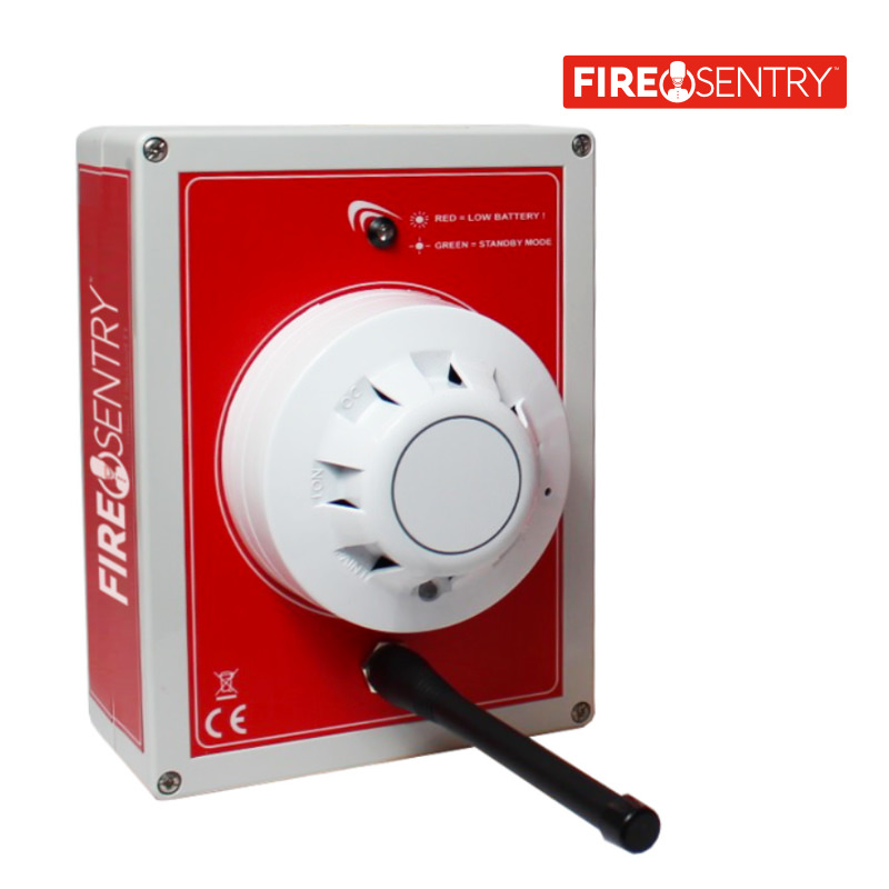 Fire Sentry Wireless Automatic Smoke Detector