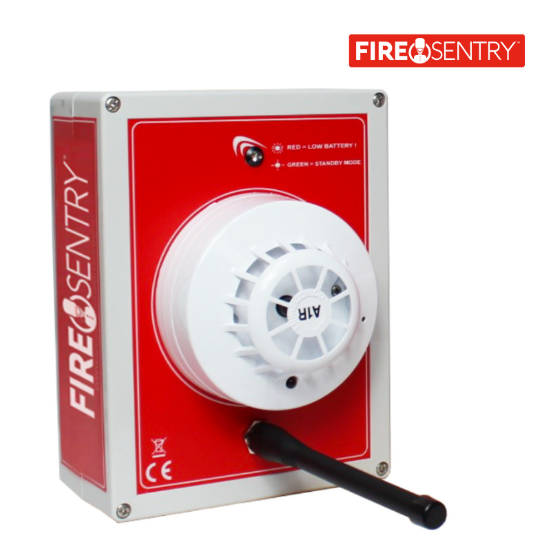 Fire Sentry Wireless Automatic Heat Detector