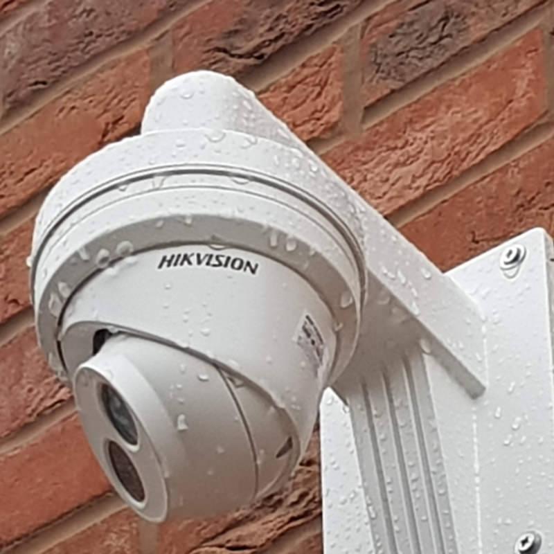 External Pan, Tilt & Zoom Camera