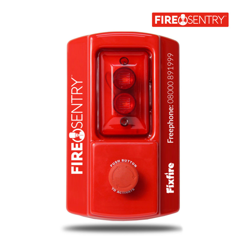 Fire Sentry Push Button