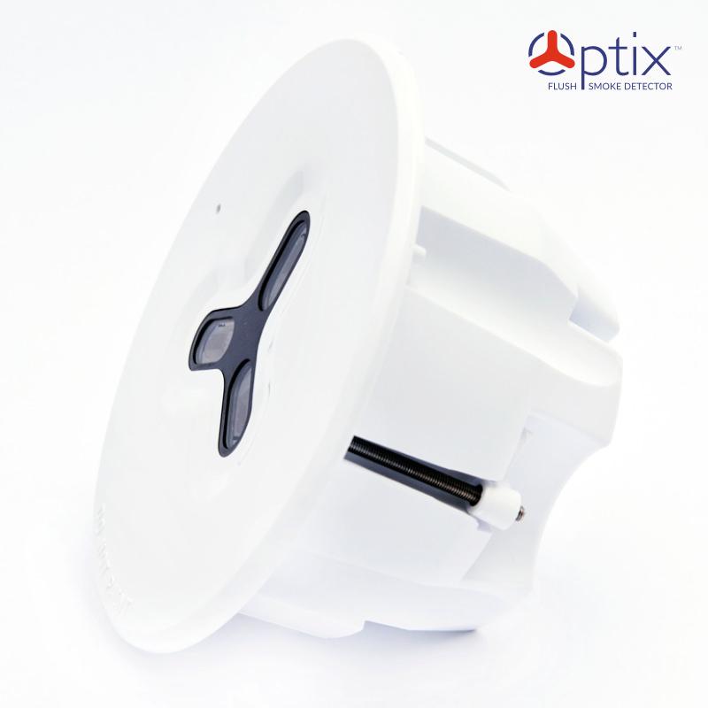 Optix™ FlushSmokeDetector