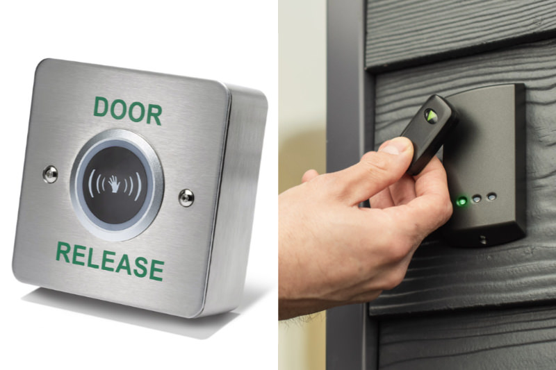 Touchless Access Control