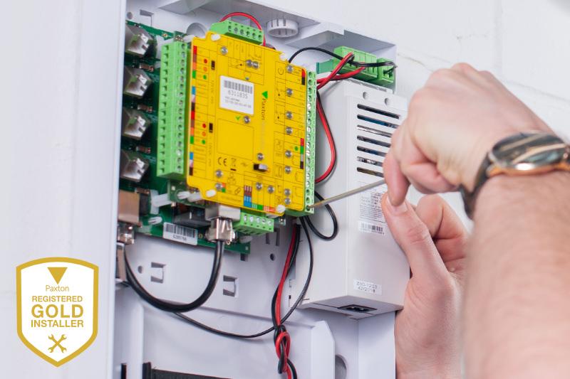 Paxton Net2 Controller