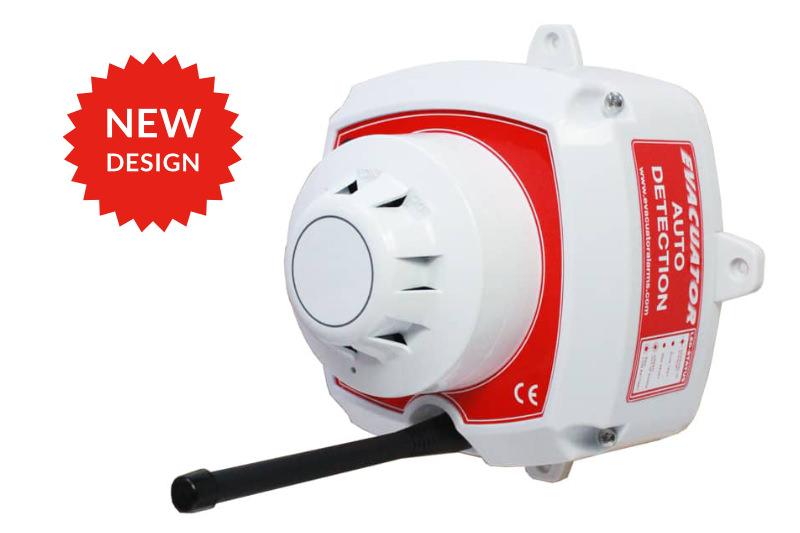 Fire Sentry RF Automatic Smoke Detector