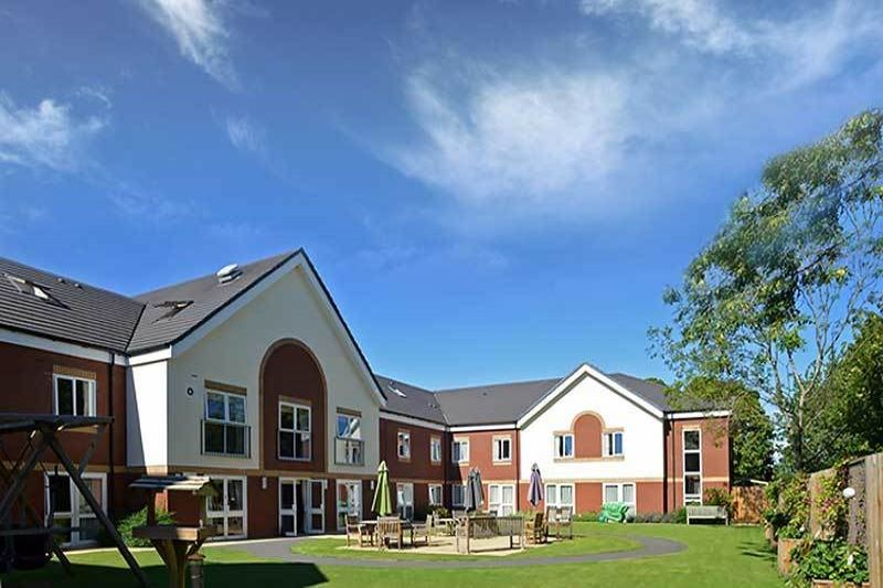 Priory Healthcare - Charles Court Care Home Fire Alarm Installation