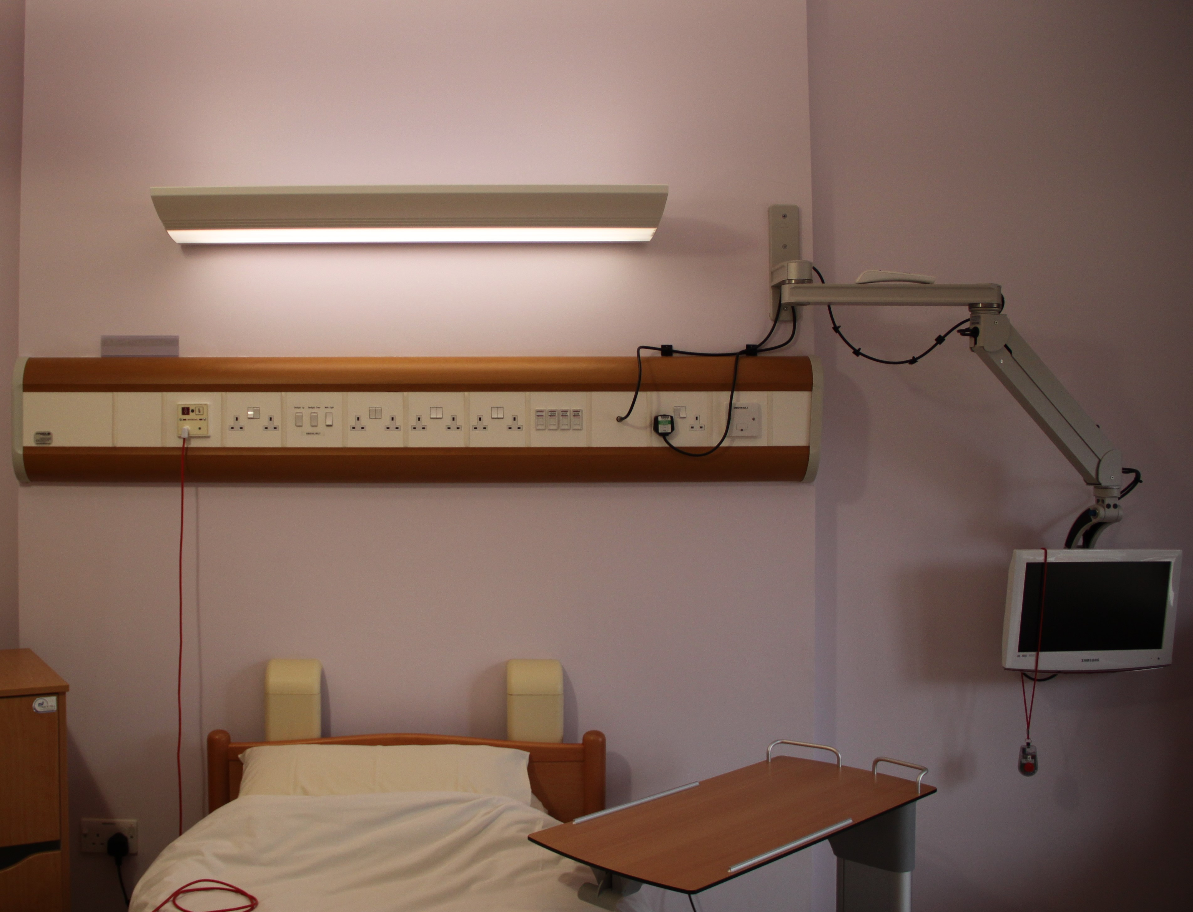 Myton Hospice Nurse Call System