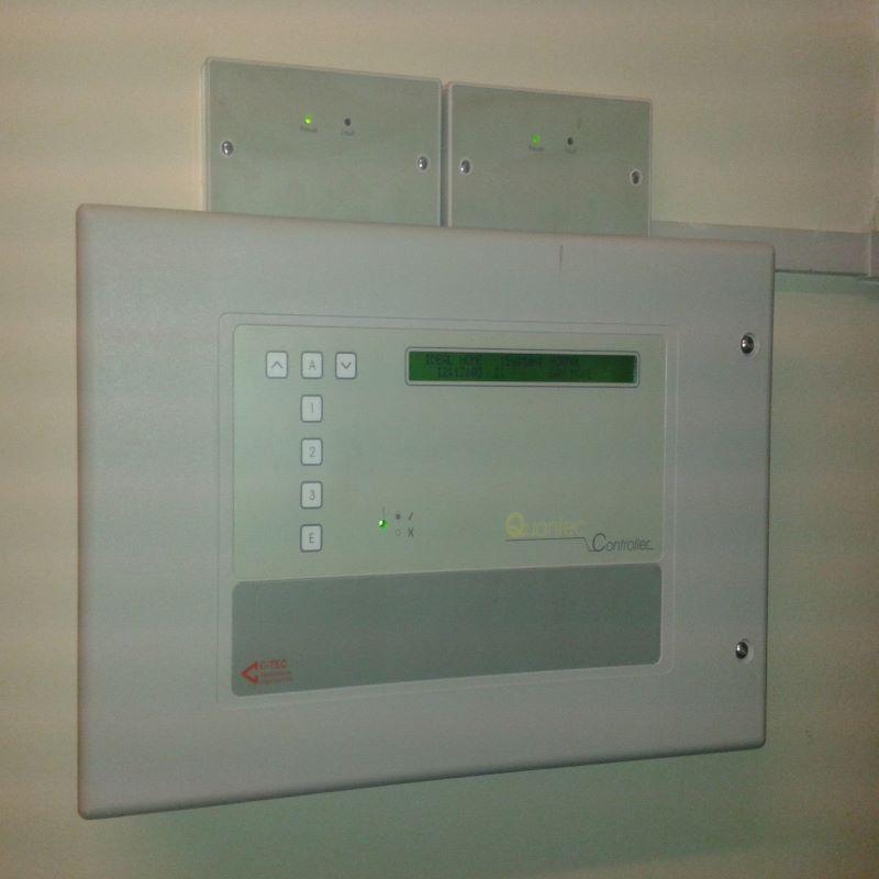 Quantec Call System Controller