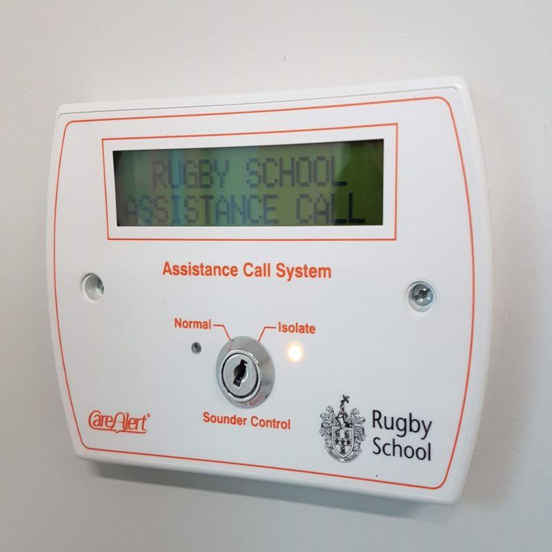 CareAlert Guardian Customised Display Unit