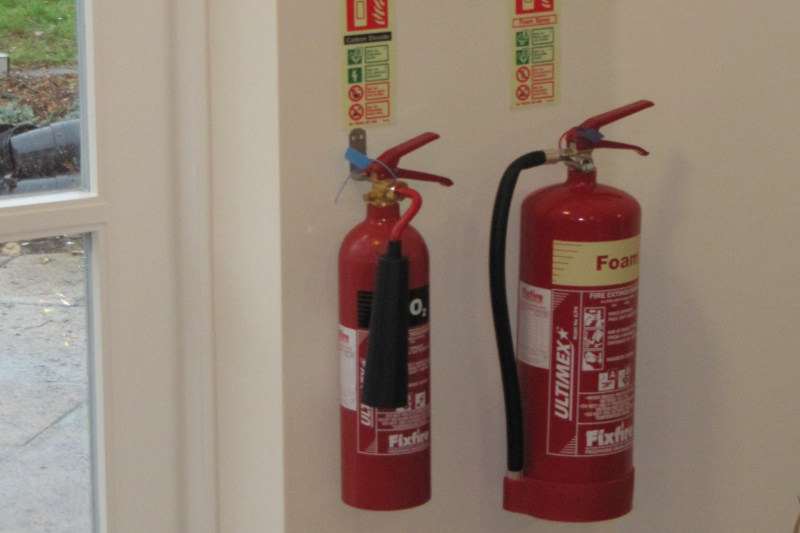 Ultimex™ Fire Extinguishers