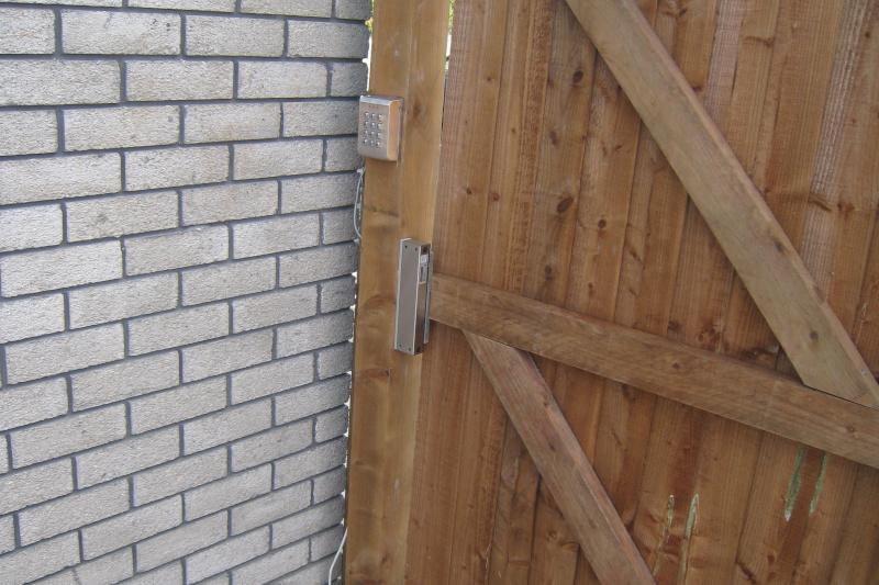 CareGard™ Seclusion Garden Access Control System