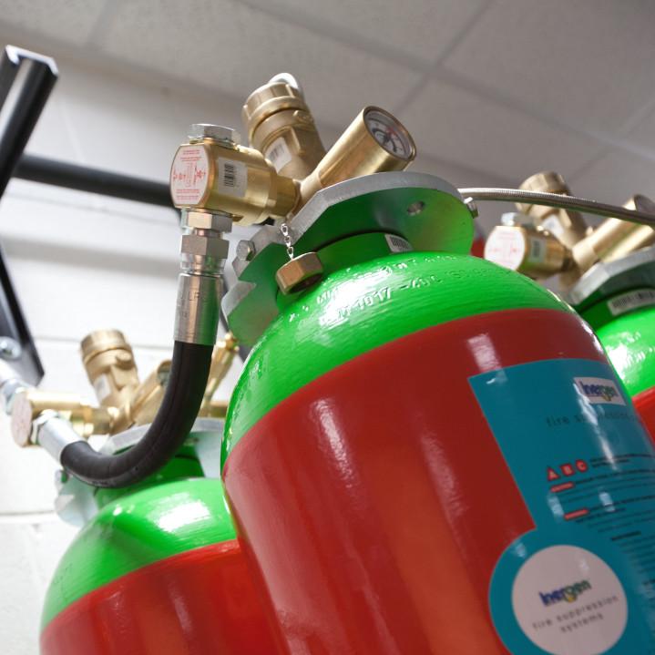 iFlow Inert Gas System Installation