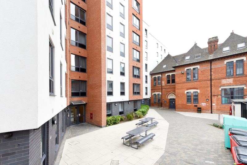 Student Accommodation Fire Alarm Installation in Leicester