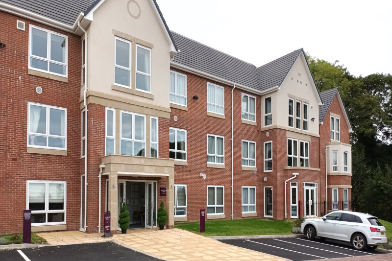Care Home Fire Alarm Installation Telford