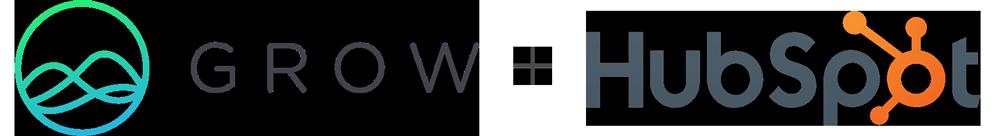 grow hubspot logos