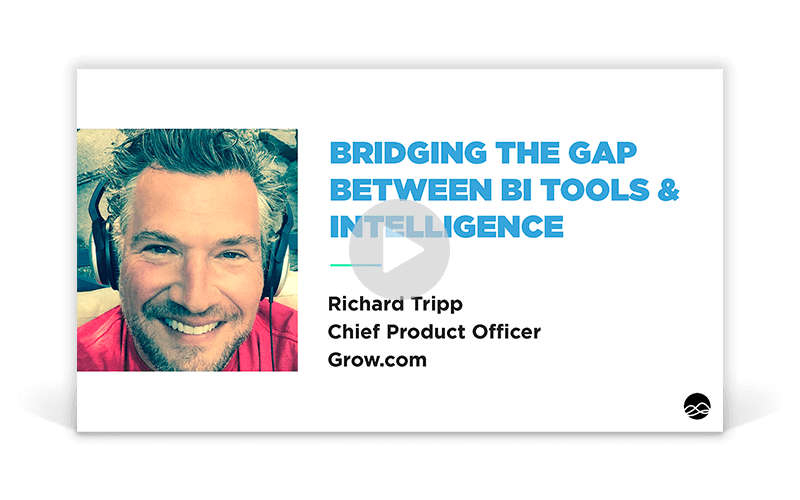 Bridging the Gap Between BI Tools and Intelligence