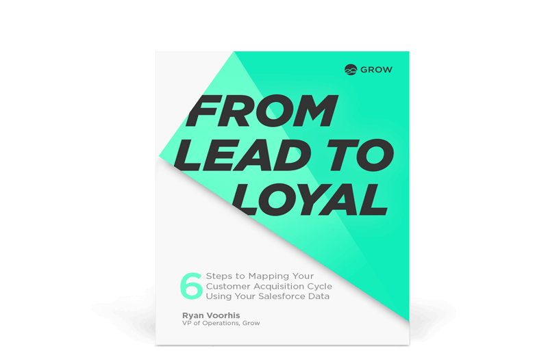 From Lead to Loyal: 6 Steps to Mapping Your Customer Acquisition Cycle Using Your Salesforce Data