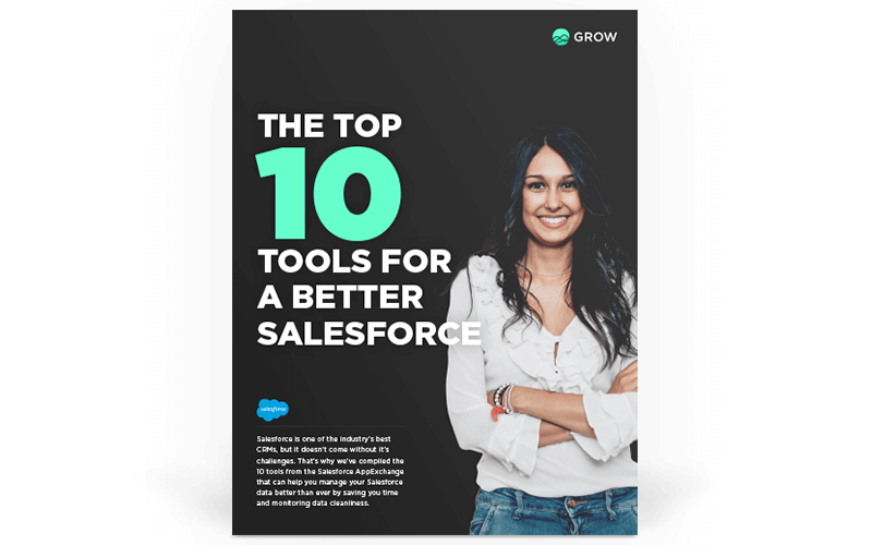 The Top 10 Tools for a Better Salesforce