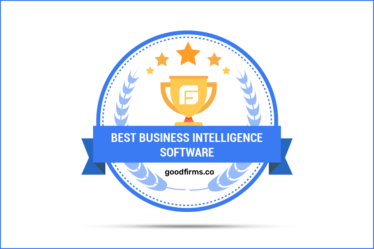 Grow Accredited as the Best Business Intelligence Software at GoodFirms