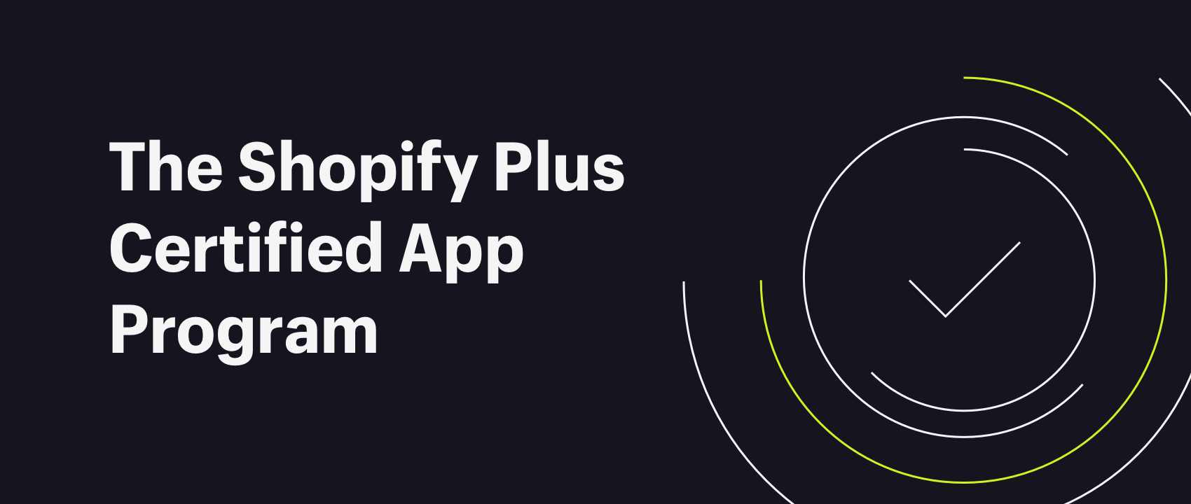 Grow is Shopify Plus Certified—Now Go Build an eCommerce Dashboard